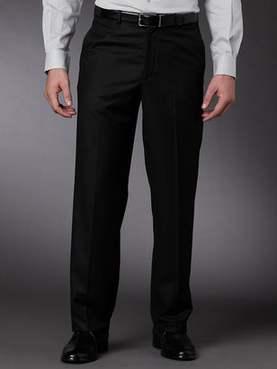 Perry Ellis Big and Tall Heather Stripe Suit Pant