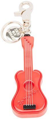 See by Chloe Guitar charm keychain