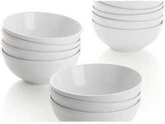 """Set of 12 Boxed 6"""" Bowls"""