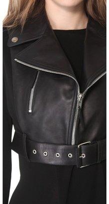 Jean Paul Gaultier Leather Vest