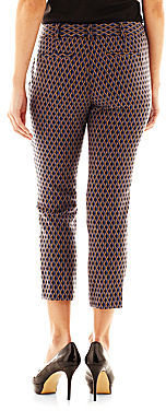 JCPenney Worthington Slim Ankle Pants - Petite