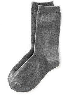 Relativity Basic Flat Knit Socks