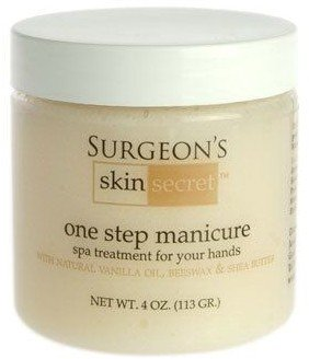 Surgeon's Skin Secret Vanilla Manicure 4-oz