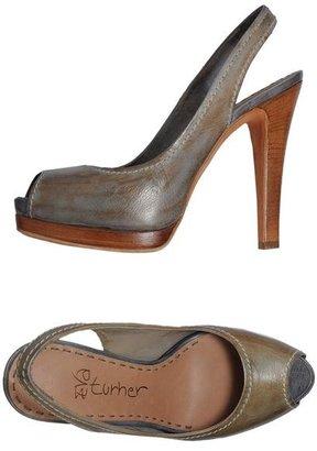 Eva Turner Platform sandals