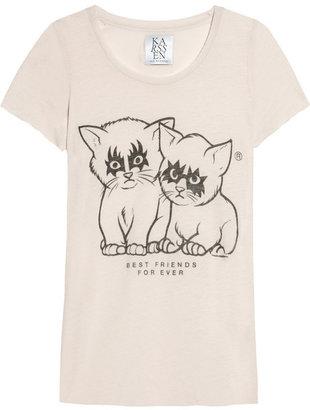 Zoe Karssen Best Friends cotton and modal-blend T-shirt