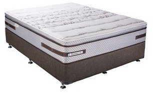 Sealy Posturepedic Prestige Collection - Presidential Comfort Cushion Firm - Ensemble