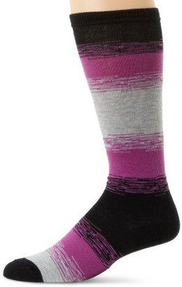 Steve Madden Legwear Women's Gradient Stripe Knee High
