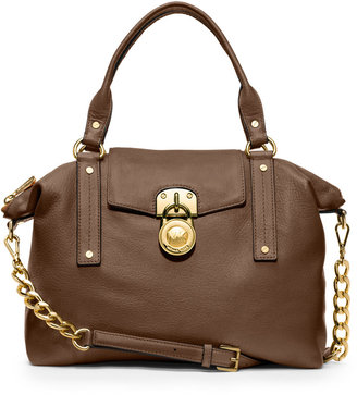 Michael Kors Medium Hamilton Slouchy Satchel