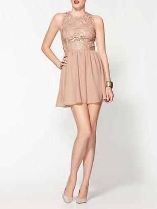 Rhyme Los Angeles Sienna Lace Dress