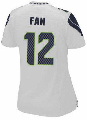 Nike Women Fan #12 Seattle Seahawks Game Jersey