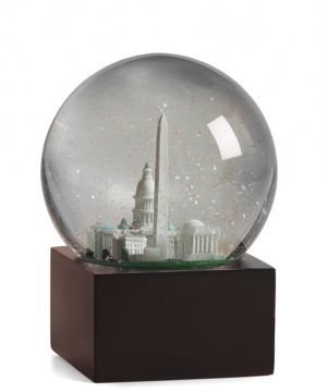 Signature Saks Washington, DC Snow Globe