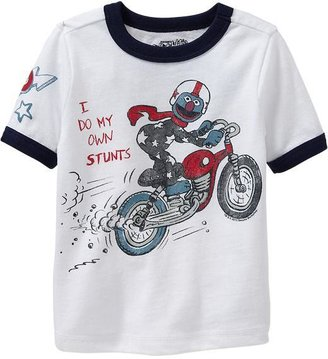 Old Navy Licensed Character Tees for Baby