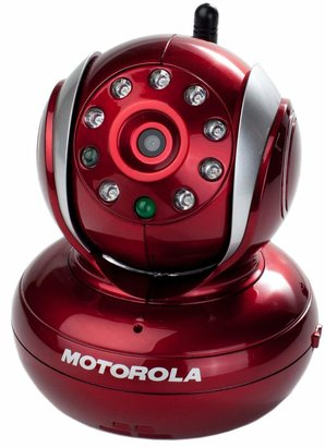 Motorola BLINK1 WiFi Remote Baby Video Monitor