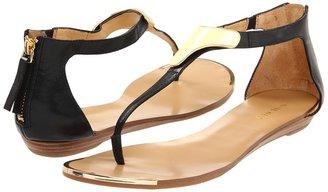 Nine West WeWantIt (Black Leather) - Footwear