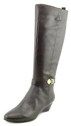 Bandolino Women's Adanna Leather Riding Boot $149 thestylecure.com