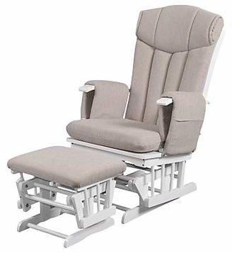 Kub Chatsworth Glider Nursing Chair, Cappucino