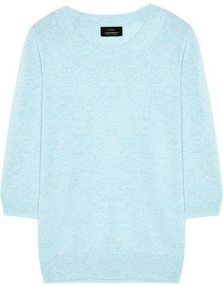 J.Crew Tippi fine-knit cashmere sweater