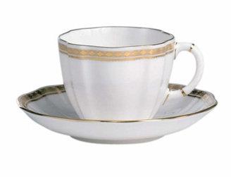 Carlton Royal Crown Derby Gold Saucer