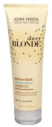 John Frieda Sheer Blonde Lustrous Tough Strengthening Shampoo 8.45 oz