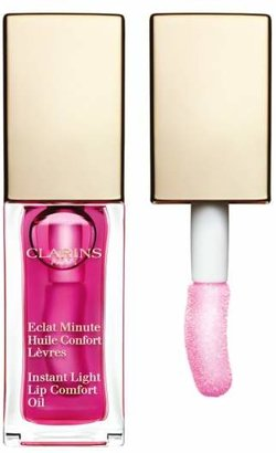 Clarins 'Instant Light' Lip Comfort Oil - 02-Raspberry