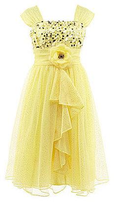 My Michelle 7-16 Chiffon Dress
