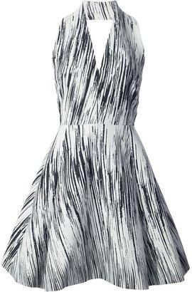 Kenzo open back dress
