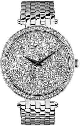 Caravelle New York by Bulova Women's Stainless Steel Bracelet Watch 38mm 43L160 $120 thestylecure.com