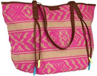 Billabong More Please Tote Bag (Fiesta Fuchsia) - Bags and Luggage