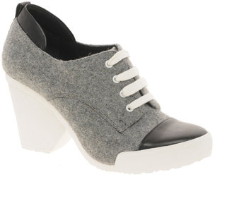 Asos SPORTY Mid Heeled Shoes