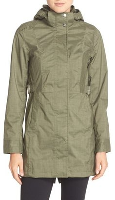 The North Face Laney Trench Raincoat $180 thestylecure.com