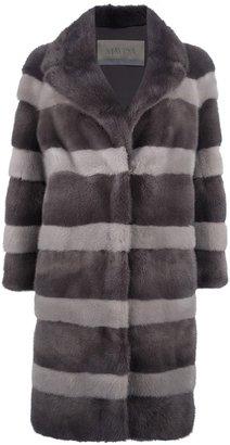 Mavina mink fur coat