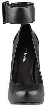Call it SPRING Call It SpringTM Mahe Ankle-Strap Pumps
