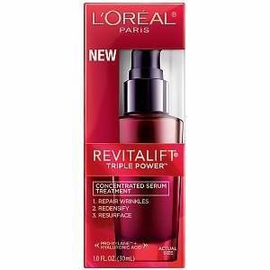 L'Oreal Revitalift Triple Power Concentrated Serum Treatment