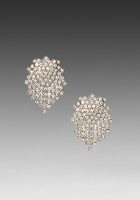 Kenneth Jay Lane Cluster Earring