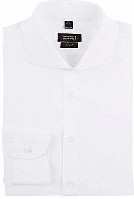 Barneys New York Men's Trim-Fit Shirt - White