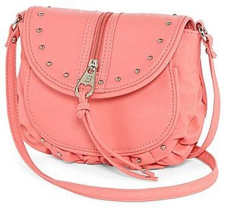 Betseyville by Betsey Johnson Ruched Crossbody Bag
