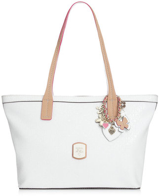 GUESS Handbag, Frosted Carryall Tote