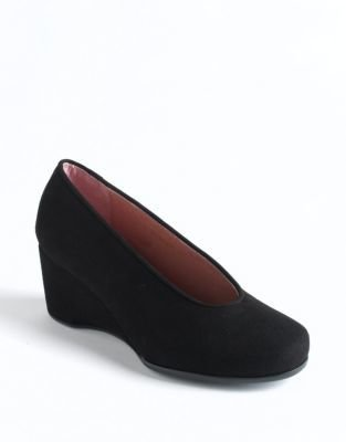 Andre Assous Gayla Suede Wedge Pumps