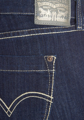 Levi's Fair and Four Square Jeans in Plus Size