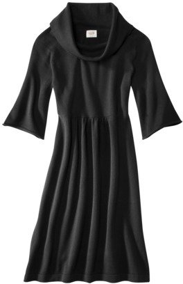Mossimo Juniors Cowl Neck Sweater Dress - Assorted Colors