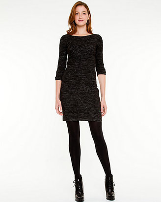 Le Château Boat Neck Knit Dress