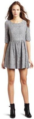 Kensie Women's Floral Lace Dress