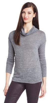 Joie Women's Uriel B Cowlneck Long Sleeve Tunic Sweater