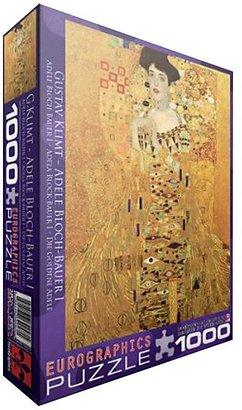 Gustav EuroGraphics Portrait of Adele Bloch-Bauer by Klimt Puzzle (1000 pcs)