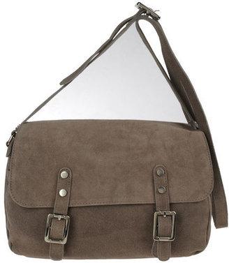 Parentesi Large leather bag