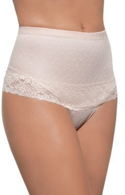 Skweez Couture Plus Lace Trim Thong