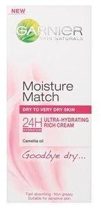 Garnier Moisture Match Hydrating Cream Goodbye Dry 50ml