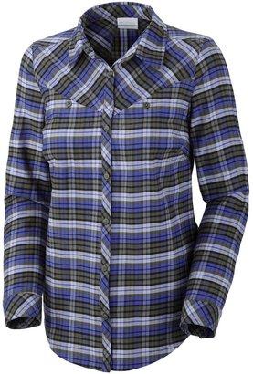 Columbia Pettygrove Plaid Flannel Shirt - Long Sleeve (For Women)