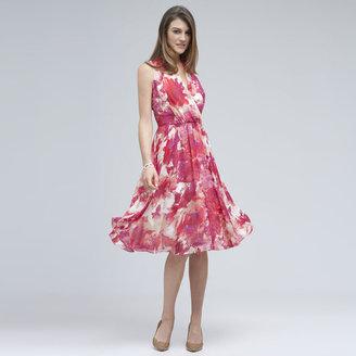 Jones New York Floral Halter Dress