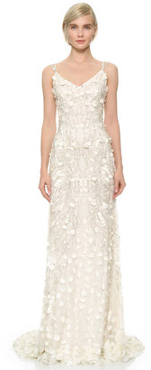 Theia Genevieve Slip Gown $1,995 thestylecure.com